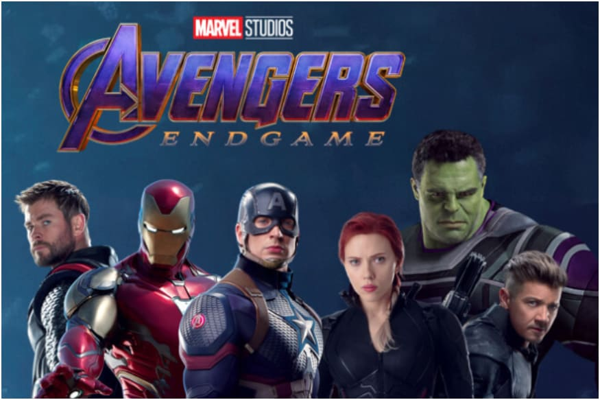 quality design c462f 1d930 Marvel Releases Avengers Endgame Official Synopsis and New TV Spot - News18