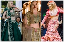 Happy Birthday Sophie Turner: 5 Times Game of Thrones Actor Flaunted Indian Outfits Like A 'Desi' Girl