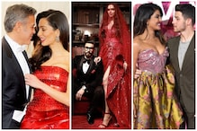 Valentine's Day: Deepika-Ranveer to Kim-Kanye, 10 Stylish Celebrity Couples Who Set Temperature Soaring