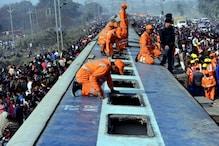 Several Train Services Affected After Seemanchal Express Derails in Bihar