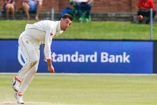 Duanne Olivier is among the Kolpak players in English county system currently. Source: AP Photo