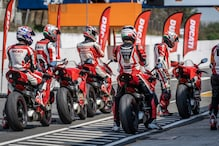 Ducati Launches DRE Racetrack Training Programme in India
