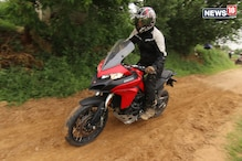 Ducati DRE Off-Road Experience - Learning the Adventure
