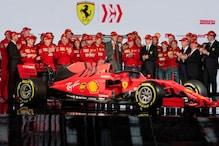 Ferrari Removes All Tobacco-related Branding for Australian GP