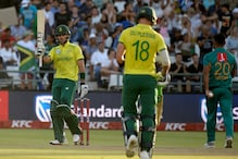 Hendricks, du Plessis Take South Africa to Thrilling Win