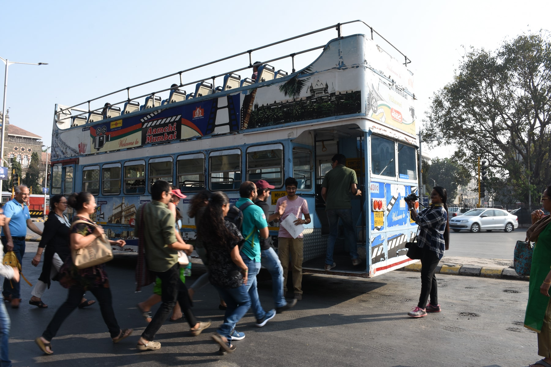 Heritage Bus Tour, 2nd February 2019, KGAF