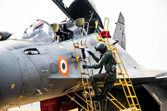 Indian Air Force. (Image: IAF)