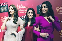 Kajal Aggarwal's Wax Statue Unveiled at Madame Tussauds