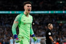 Chelsea's Kepa Arrizabalaga Fined One Week's Wages Over Wembley Row