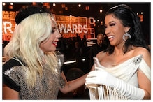 Lady Gaga Tweets In Support of Rapper Cardi B's Controversial Grammy Win, Calls Her Deserving & Brave