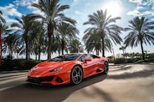 Lamborghini Huracan EVO Launched in India for Rs 3.73 Crore, Does 0-100 Kmph in 2.9 Sec