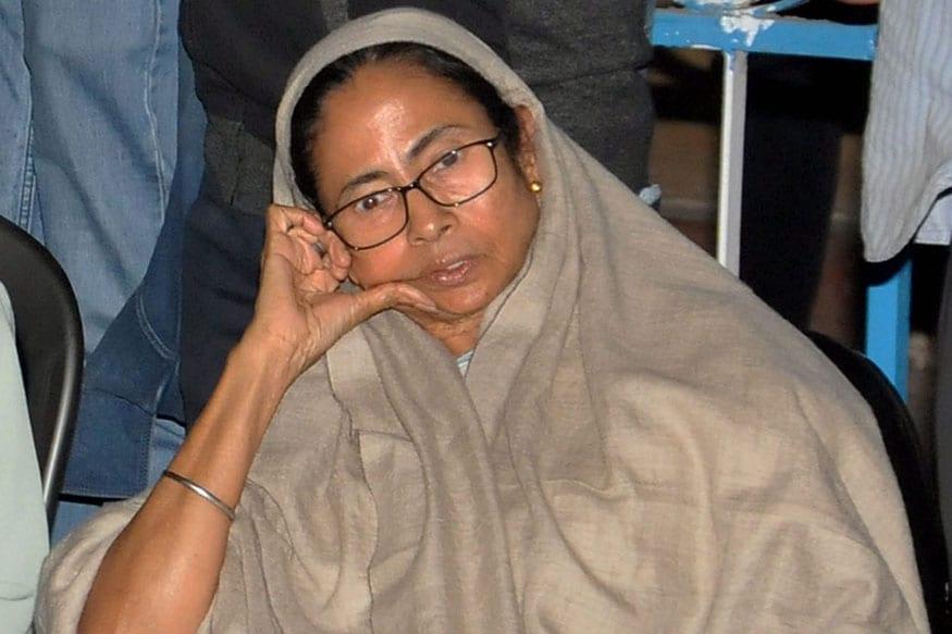 Mamata Banerjee protest