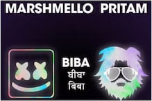 Biba the First International Collaboration of DJ Marshmello with Pritam-Shirley Setia is Out, Watch Here