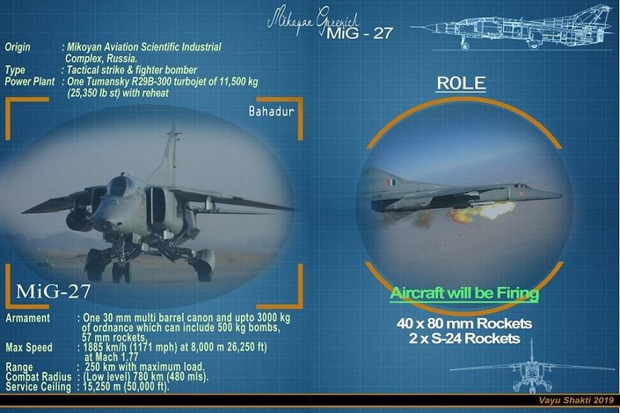 MiG 27. (Image: IAF)