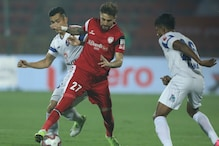 ISL: NorthEast Win a Point After 1-1 Draw With Delhi Dynamos