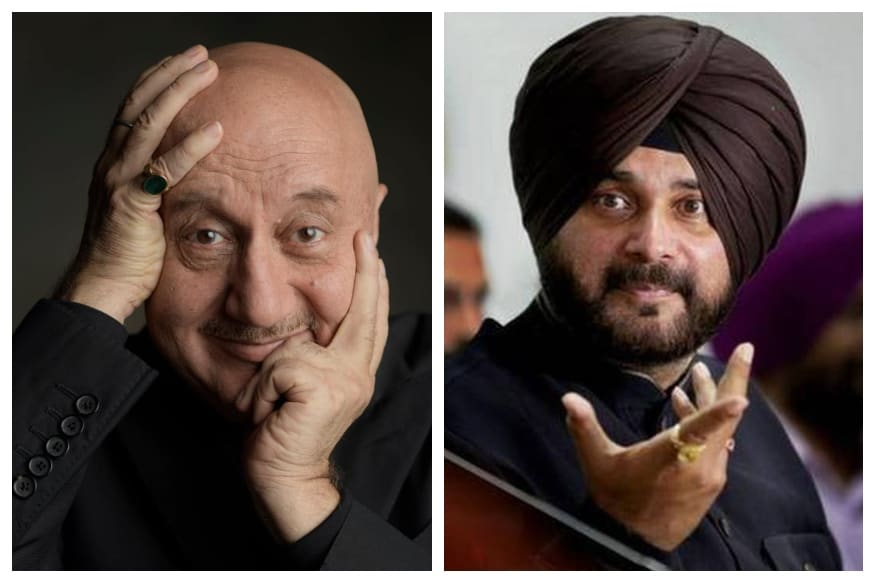 Anupam Kher on Sidhu: Sometimes When You Talk Too Much, It Can Lead To You Talking
