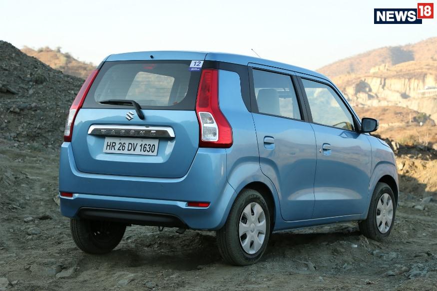 New Maruti Suzuki Wagon R. (Image: Siddharth Safaya/News18.com)