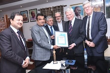 Nitin Gadkari Awarded by Global NCAP for Government's Action on Improving Vehicle Safety in India
