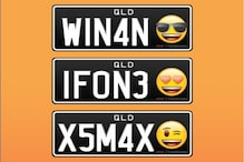 Australian Vehicle Owners Can Now Put Emojis on Their Number Plates