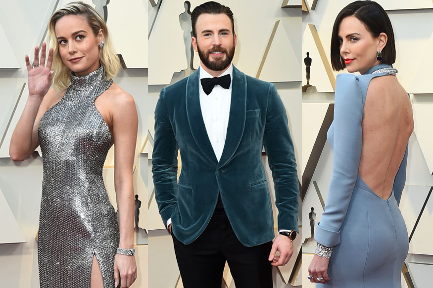 Oscars 2019: Hollywood Stars Scorch the Red Carpet - Photogallery