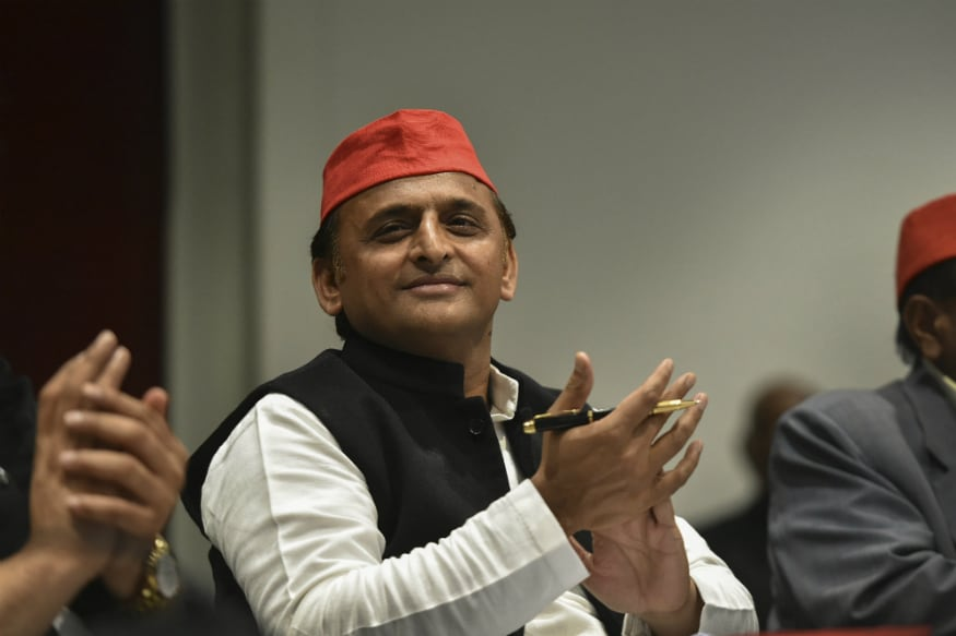 Do We Have to Stand in Line for 5 Trillion Economy?: Akhilesh Yadav on UP Govts Decision to Open Liquor
