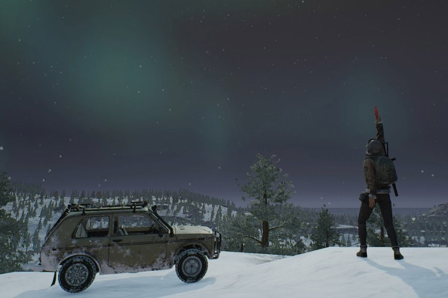 PUBG to Bring New Snow Vehicles For Vikendi Map, New Flare