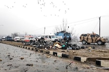 Death Toll in Pulwama Terror Attack Mounts to 40, Confirms CRPF​
