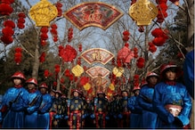 Bidding Adieu to 'Year of Dog', China Decked Up to Welcome 'Year of Pig'
