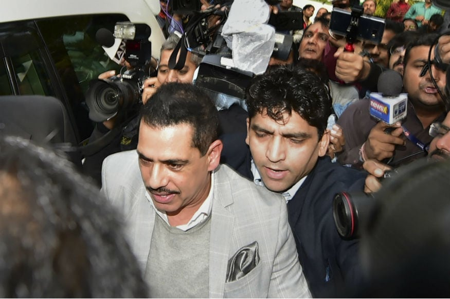'Roadpati to Crorepati': BJP Hits Out at Vadra as ED Questions Him in Corruption Probe