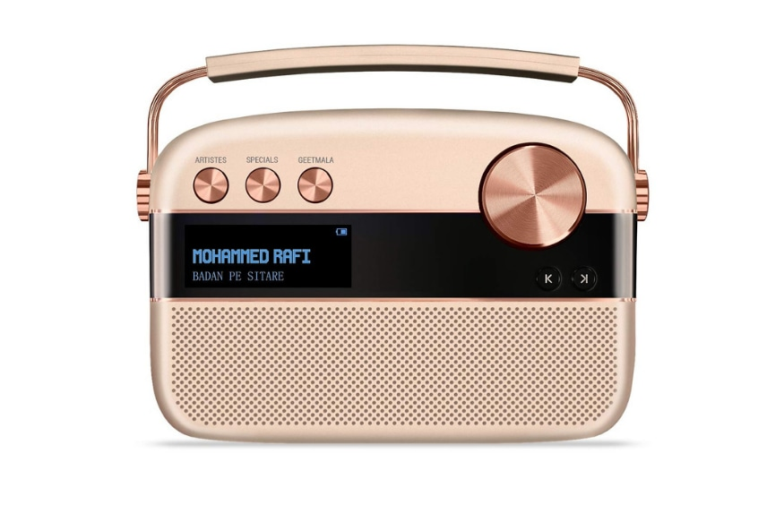 Saregama Carvaan Gold Review: You Pay More For The Harman Kardon Tuned Sound, But Its Worth it