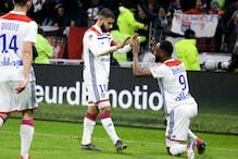 Dembele Stars as Lyon End PSG's Unbeaten Run