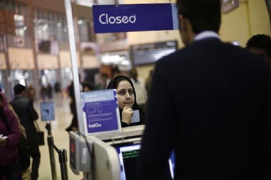 Srinagar airport. Image for representation. (Image: Reuters)
