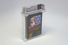 An Unopened Copy of Super Mario Bros Video Game Fetches World-Record Price of $100,150 at Auction