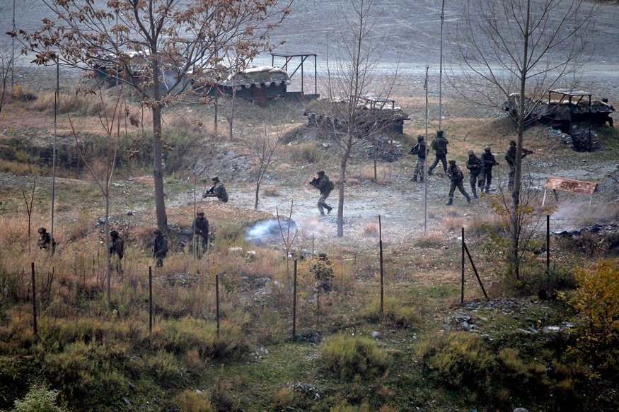 Year's Longest Operation by Army Underway in North Kashmir to Eliminate Foreign Terrorists