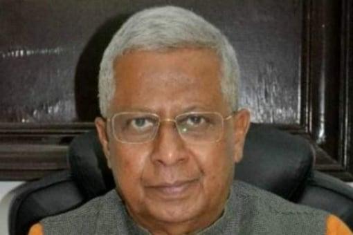 File photo of Meghalaya Governor Tathagata Roy (Image : PTI)