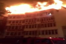 17 Killed in Massive Fire at Hotel Arpit Palace in Delhi's Karol Bagh, Two Jumped to Death