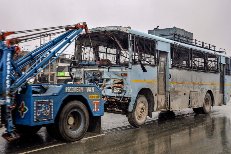 Post Pulwama Attack, CRPF Decides to Add New Features to Convoy Moving To and From Kashmir