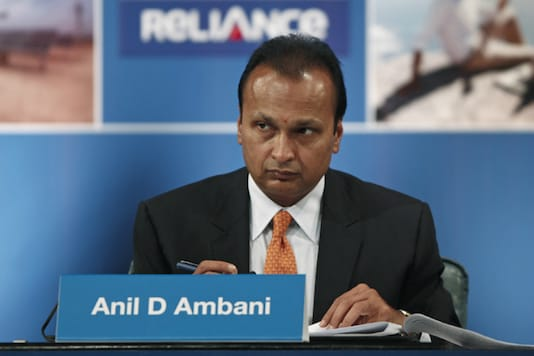 File photo of Anil Ambani.