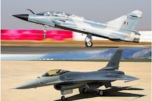 Is Indian Air Force Mirage-2000 Better Than Pakistan's F-16 Fighting Falcon Fighter Jet?