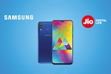 Samsung Galaxy M10, M20 Exclusive Sale For Reliance Jio Users on February 22
