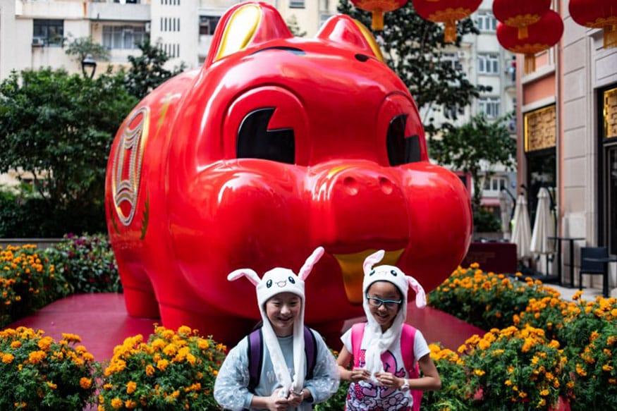 PHOTOS: 2019 Lunar New Year Celebrations Around the World