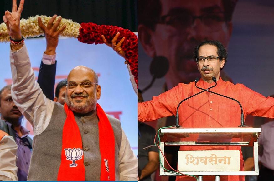 Amit Shah to Meet Uddhav Thackeray to Seal Poll Deal, Sena Sticks to CM Chair, Palghar