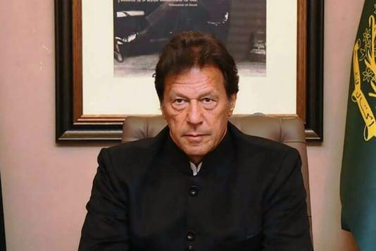 File photo of Pakistan's Prime Minister Imran Khan.