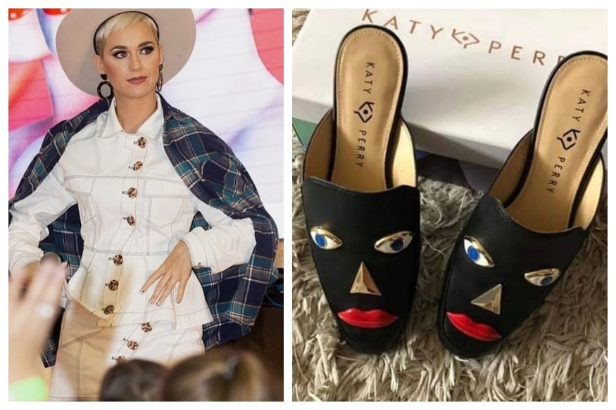 Katy Perry's Shoe Design Lands in Blackface Controversy ... Katy Perry Shoes