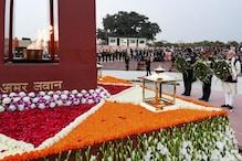 PM Narendra Modi Inaugurates National War Memorial in New Delhi