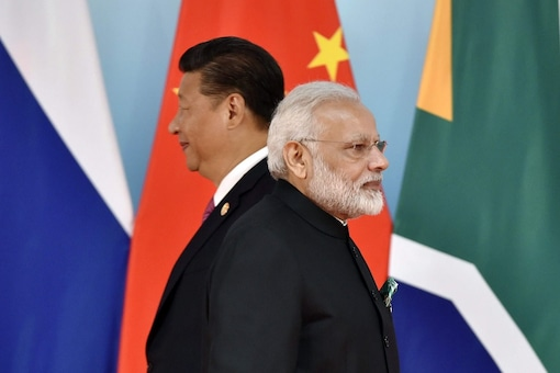 File photo of Chinese President Xi Jinping and Prime Minister Narendra Modi. (Photo: Reuters)