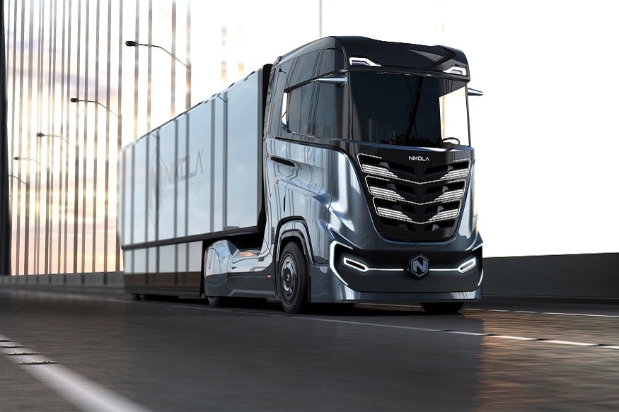 After Tesla and Volvo, Nikola Motor Company to Introduce New Electric Semi-Trucks