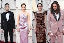 Oscars 2019 Red Carpet: Old School Glamour, Loads of Pink, Stylish Men
