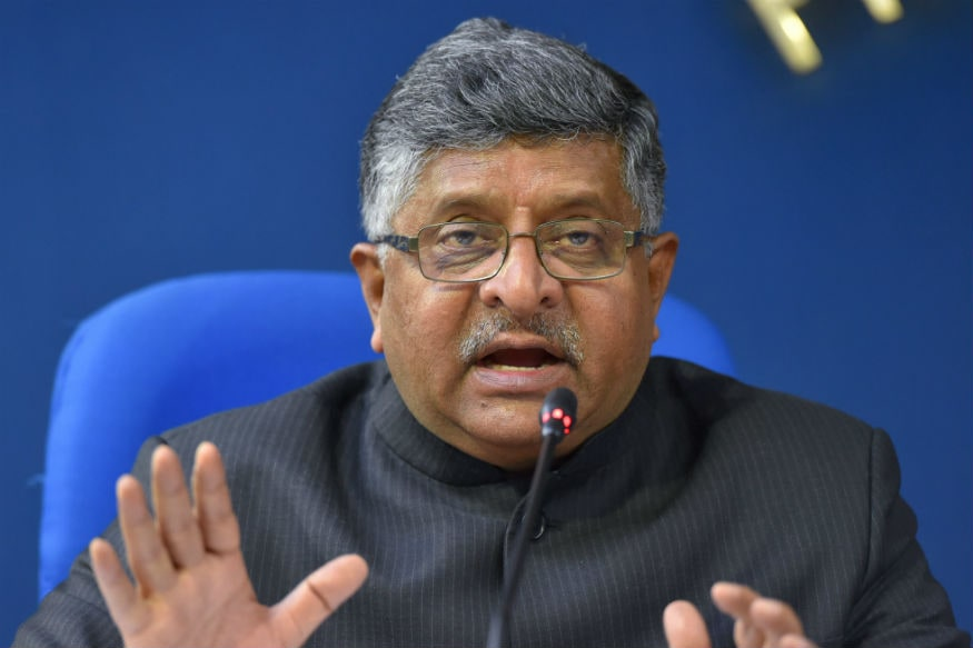 Banning Chinese Apps Was a 'Digital Strike', Says Union Minister Ravi Shankar Prasad thumbnail