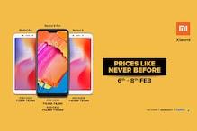 Xiaomi Redmi 6 Pro, Redmi 6, Redmi 6A Prices Slashed for Limited Period
